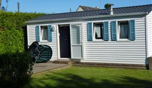 ©Camping la touesse-Saint-Lunaire-Location mobile home dinard