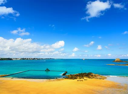 Camping St Malo plage