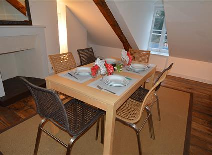 Location appartement Saint-Malo 2 chambres vue mer